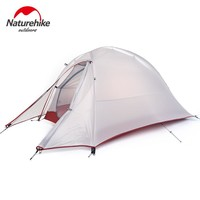 NatureHike Outdoor Light Single Person Camping Tent Waterproof Ultralight 1 Man Camp Tents