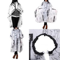 Beauty Hair Salon Cutting Barber Hairdressing Cape for Haircut Hairdresser Apron Cloth Styling Tool [8323050049]