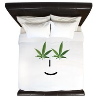 Pot Head Emote King Duvet> The Pot Head Emote> 420 Gear Stop