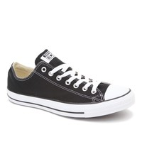 Converse Chuck All Star Solid Shoes - Mens Shoes - Black