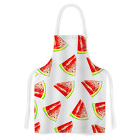 "Sreetama Ray ""Summer Fun"" Watermelon Artistic Apron"