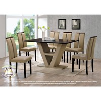 HD Furniture Dinette Set w/ 6 Chairs