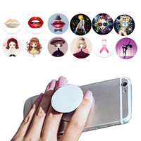 Fashion Air Sac phone holder Expanding pop Stand Grip Mount for iPhone 7 Tablet