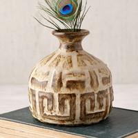Vintage Ceramic Round Vase - Urban Outfitters