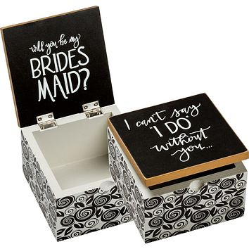 Hinged Box - Can't Say I Do Without You