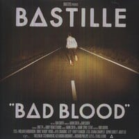 Bastille BAD BLOOD Vinyl Record - Holland Import