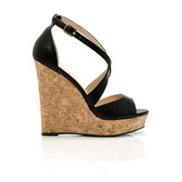 Don't Need Love Wedge - Black