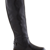 ModCloth Solid Start Boot