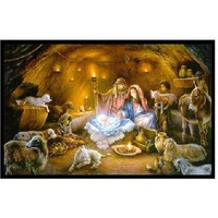 No Room at The Inn Religious Jigsaw Puzzle - Puzzle Haven