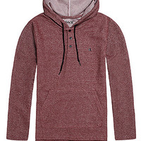 Hurley Static Double Knit Hooded Shirt at PacSun.com