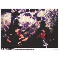Pink Floyd London 1966 Poster 24x33