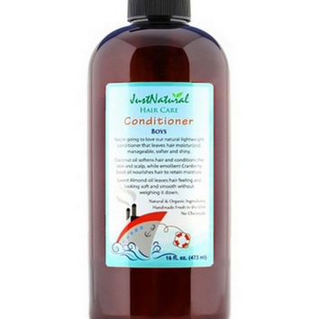 Boy's Natural Hair Conditioner