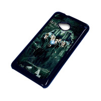 HARRY POTTER ALL FRIENDS HTC One M7 Case
