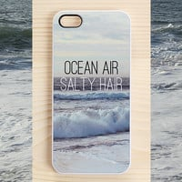 Quote iPhone 5S case, iPhone 5 case, quote iPhone 4 case, iPhone 4S case, ocean photo print, hipster iphone case, Samsung Galaxy S4, S3 case