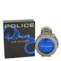 Police The Sinner Eau De Toilette Spray By Police Colognes