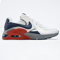 Nike Air Max Excee lightweight wear-resistant cushioning casual sports shoes