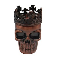 NEW Cool King Skull Tobacco Herb Grinder Spice Tobacco Grinder Crushe New Grinder Weed Tool