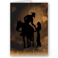 Western Romance Greeting Cards from Zazzle.com