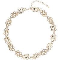 Swirl Chain Necklace - Necklaces - Jewelry - Accessories