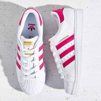 adidas Originals Superstar Women's Sneaker- Pink W
