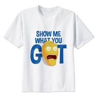 Show me what you got - Rick and Morty