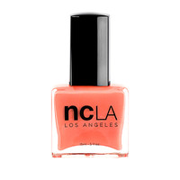 NCLA - I Only Fly Private Nail Polish - Coral