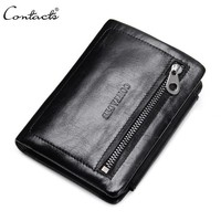 Men Leather Bags Stylish Casual Wallet [9026454595]