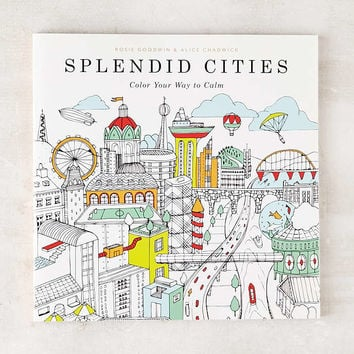 Coloring Books - Urban Outfitters