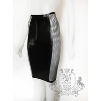 Hourglass Fishnet Skirt