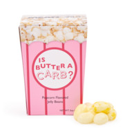 """Mean Girls """"Is Butter a Carb?"""" Popcorn Flavored Jelly Beans 
