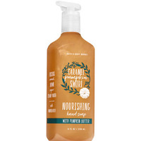 CARAMEL PUMPKIN SWIRLHand Soap with Pumpkin Butter