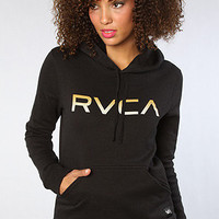 RVCA The Big RVCA Fade Hoody in Black : Karmaloop.com - Global Concrete Culture