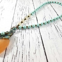 The Lois Pearl Necklace