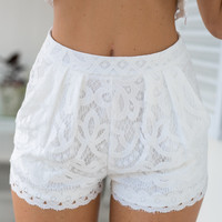 Dream of Me Shorts