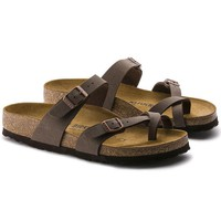 Newest Hot Sale Mayari Birkenstock Summer Fashion Leather Beach Lovers Slippers Casual loveclubs