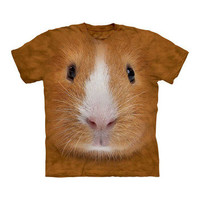 The Mountain: The Mountain Guinea Pig Face Tee, at 15% off!