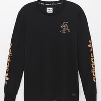 adidas Eastern Long Sleeve T-Shirt at PacSun.com