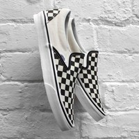 Vans Fashion Casual Checkerboard Slip-On Sneaker