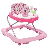 Disney Activity Walker - Floral Minnie - Baby - Baby Gear - Walkers & Jumpers