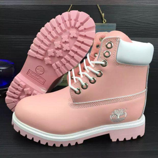Image of Timberland Fashion Winter Waterproof Boots Martin Leather Boots Shoes