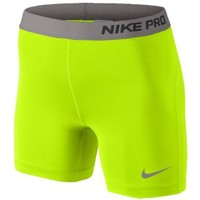 "Nike Pro 5"" Compression Shorts - Women's at Lady Foot Locker"