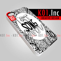 One Direction Best Song - iPhone 4/4s/5 Case - Samsung Galaxy S2/S3/S4 Case - Black or White