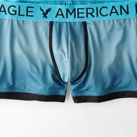 AEO Men's Ombre Classic Length Performance Trunk (Alpha Turquoise)