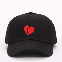HEARTBREAKER -  DAD HAT