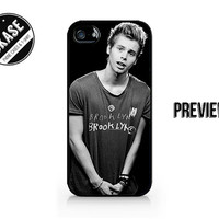 Luke Hemmings - Luke - 5SOS - 5 Seconds of Summer - iPhone 4 / 4S / 5 / 5C / 5S - 506