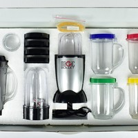 The Original Magic Bullet - Hi Speed Blender Mixer Set