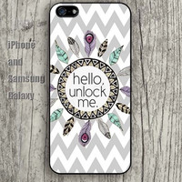 dream catcher hello iphone 6 case 6 plus iPhone 5 5S 5C case Samsung S3, S4,S5 case, Ipod touch Silicone Rubber Case, Phone cover