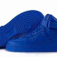 Royal Blue Air Force 1s (GS)