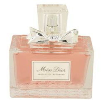 Miss Dior Absolutely Blooming Eau De Parfum Spray (unboxed) By Christian Dior