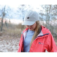 FieldTec Rain Jacket in Neon Coral by Southern Marsh